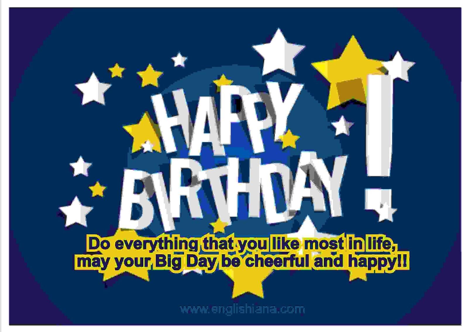 25 contoh kartu ucapan selamat ulang tahun dalam bahasa inggris dan 25 contoh kartu ucapan selamat ulang tahun m4hsunfo