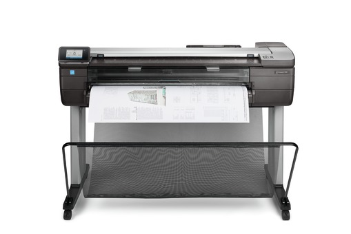 HP DesignJet T830 Large Format Multifunction Printer