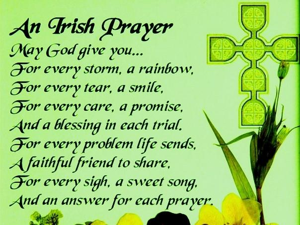 St Patrick's 2017 whatsapp wish