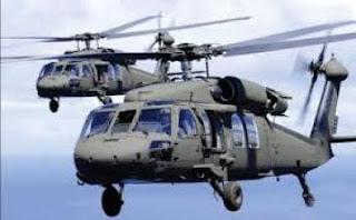 """طائرات امريكية تهبط أفي مناطق سيطرة """"داعش"""" في تلعفر لتنقل قيادات ارهابية او نقل اطعمة !!!!"""
