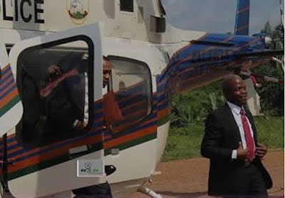 Osinbajo's Helicopter Makes Emergency Landing In Abuja
