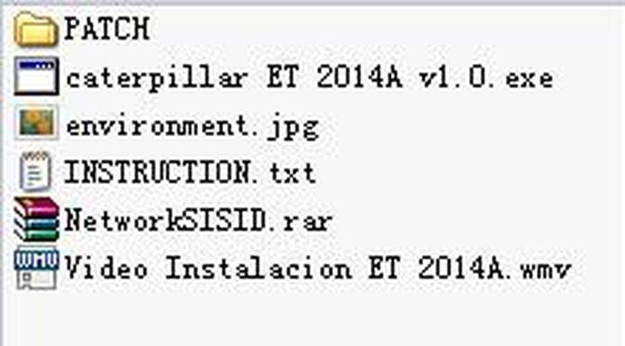 download caterpillar sis 2009b keygen