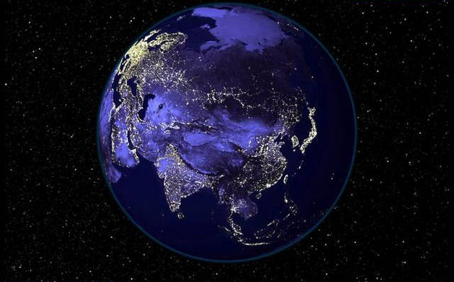 earth view from other planets - photo #13