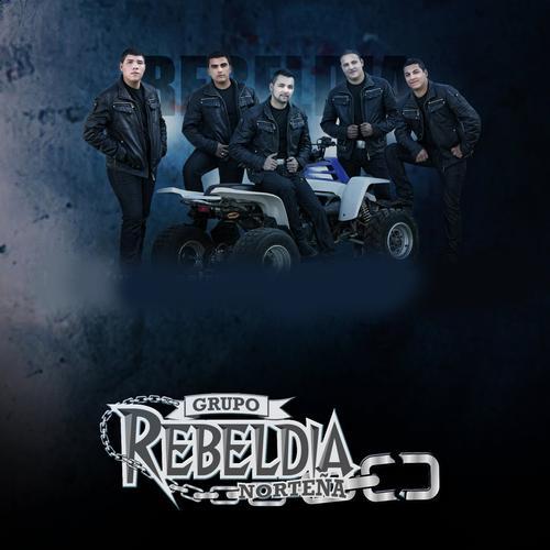Grupo Rebeldia Norteña - Iniciales E.B.F (2013)