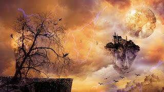 pengertian, ciri, dan jenis cerita fantasi