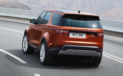 Land Rover Discovery 2017 Reviews, Specification, Price