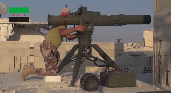 Η Τουρκία παρέδωσε στους τζιχαντιστές αντιαρματικούς πυραύλους TOW για να σταματήσουν τα συριακά άρματα μάχης!