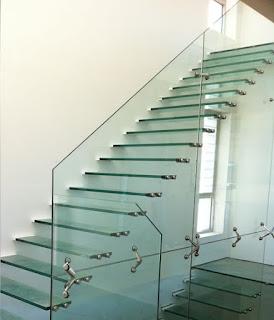 Laminated Glass Floors New York