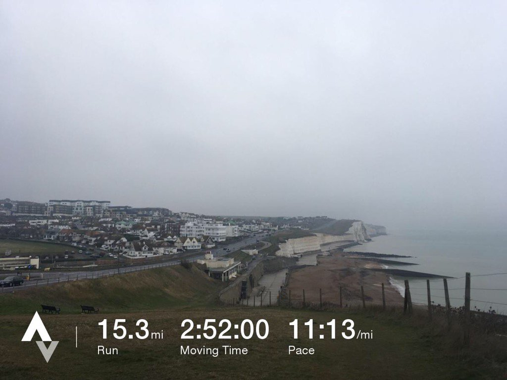 FitBits | Marathon training in Brighton - Tess Agnew fitness blogger