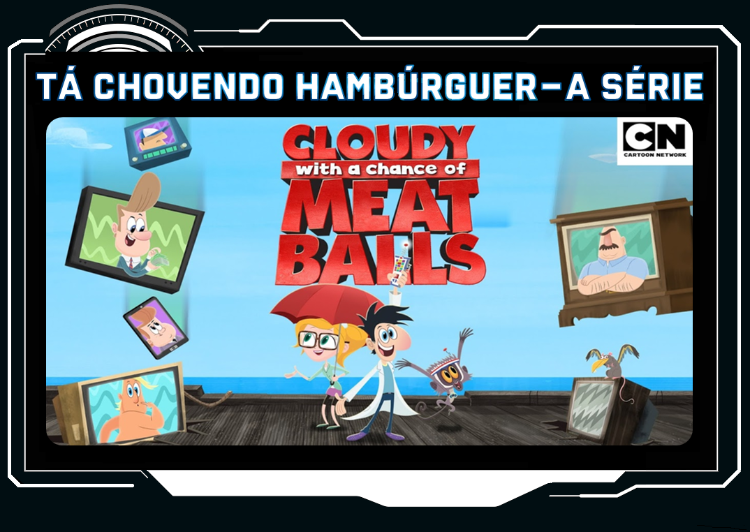 Filme Ta Chovendo Hamburguer Dublado Completo inside tá chovendo hambúrguer - a série