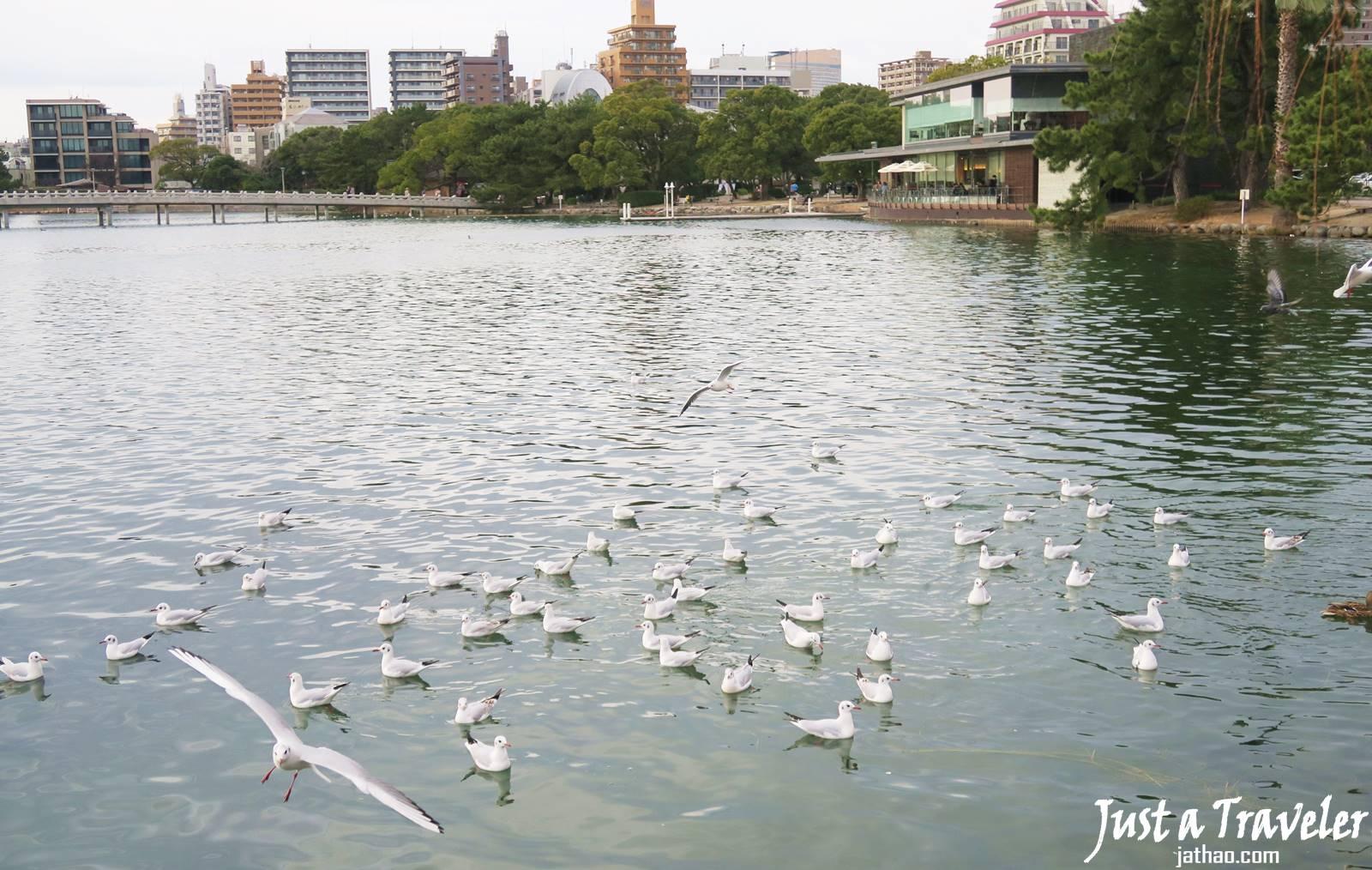 福岡-景點-推薦-大濠公園-福岡好玩景點-福岡必玩景點-福岡必去景點-福岡自由行景點-攻略-市區-郊區-旅遊-行程-Fukuoka-Tourist-Attraction