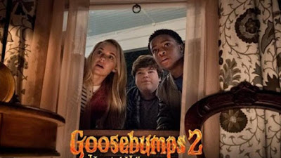 Download Film Goosebumbs 2 Haunted Halloween (2018) 1