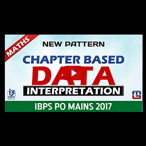 Data Interpretation | New Pattern | Maths | IBPS PO MAINS 2017