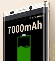 phone with 7000 mAh battery