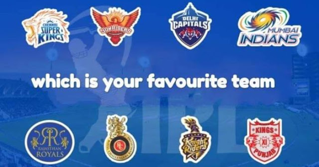 VIVO IPL 2019: Vote for your Favourite IPL Team
