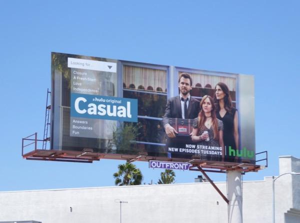 Casual season 3 billboard