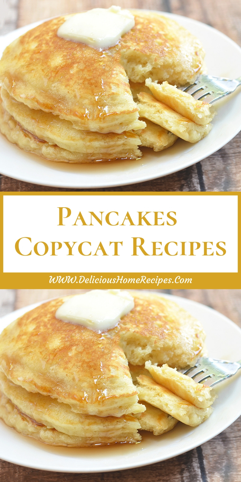 Pancakes Copycat Recipes