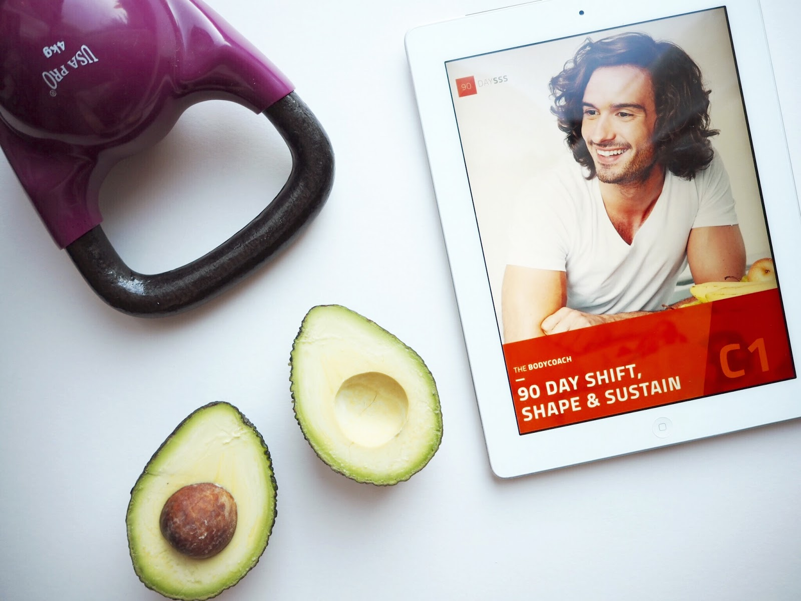 Fitness   Review of the Body Coach 90 Days SSS Plan