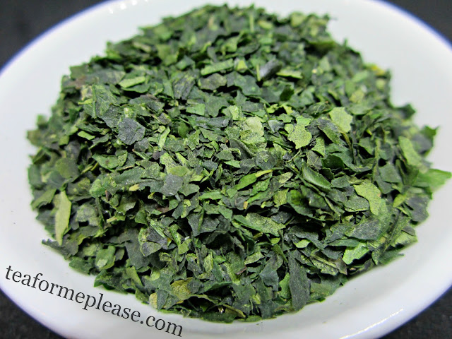 Tencha Green Tea Leaves