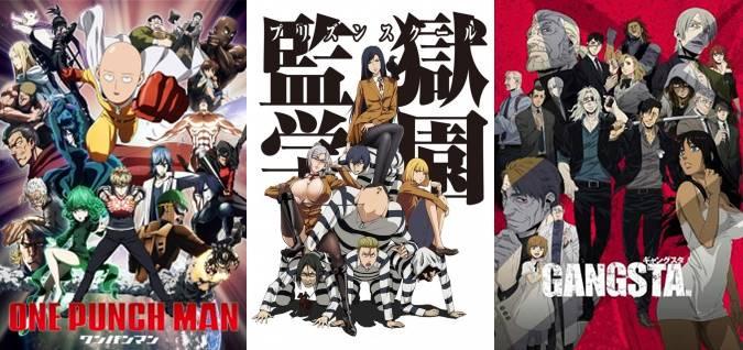 22 Anime Seinen Terbaik Yang Paling Seru Dan Keren