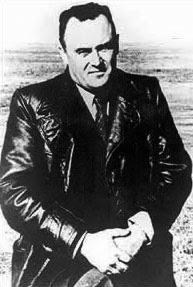 Sergej Pavlovič Korolëv, ingegnere capo dell'OKB-1.