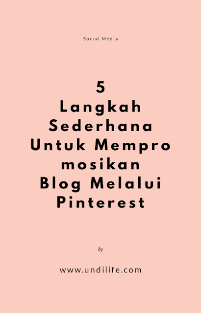 Pinterest for Blogger