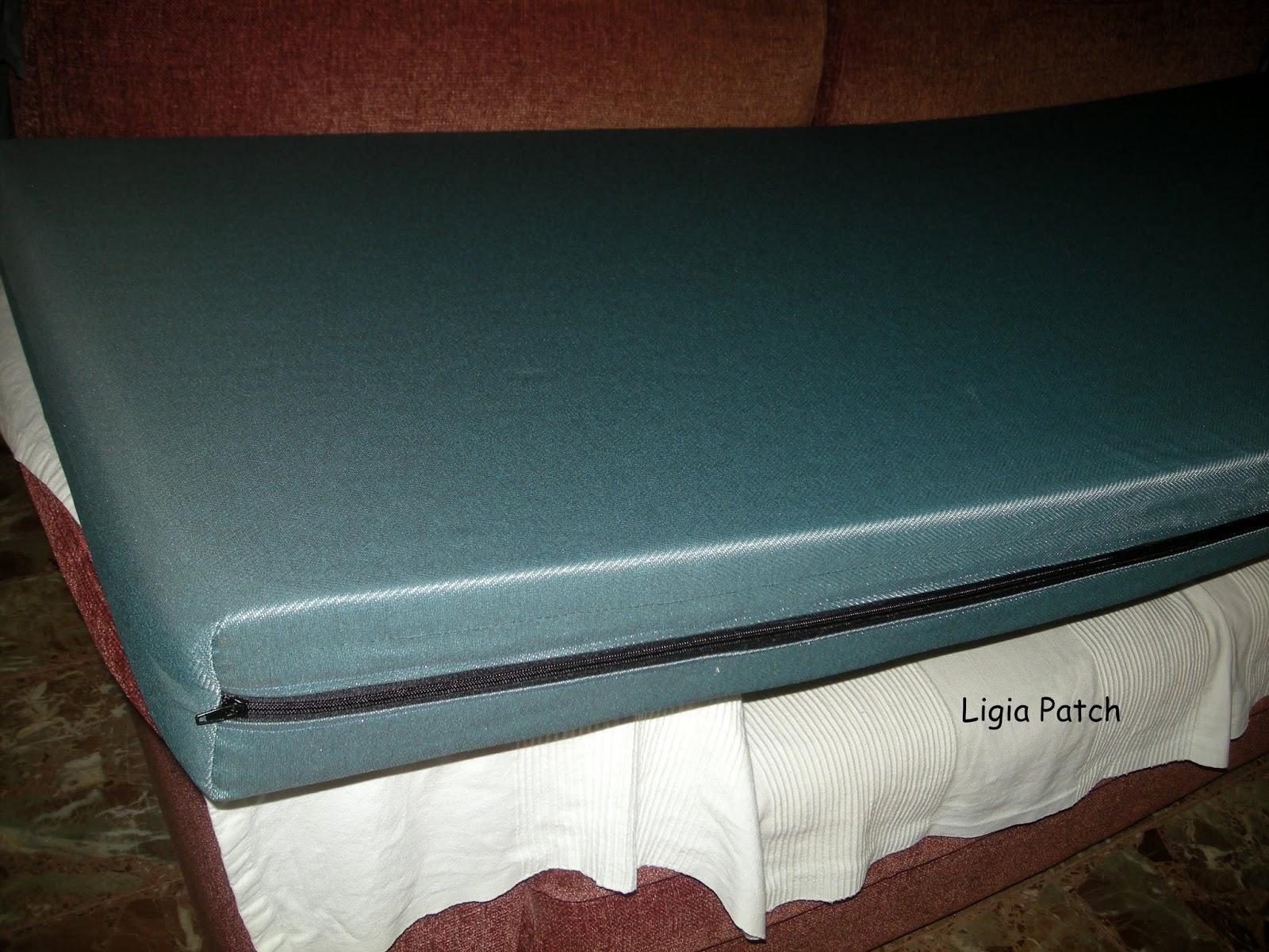 81036a3ae89 Para cortar la tela de los cojines del respaldo