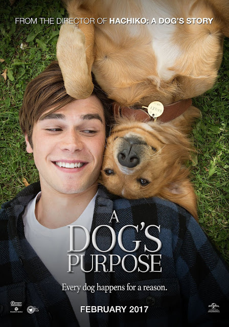 dogs purpose vposters