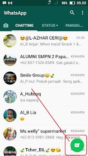 Cara Menambahkan Teman di Whatsapp Terbaru