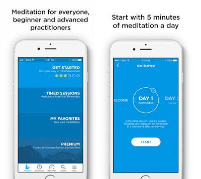 Start your journey to a more relaxed and healthier state of mind with The Mindfulness App. Whether you are just starting out or experienced in meditation