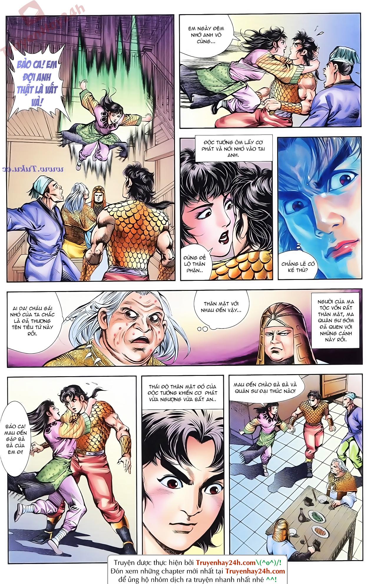 Cơ Phát Khai Chu Bản chapter 71 trang 19