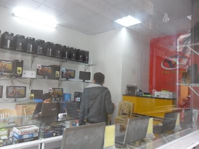 Văn phòng sửa máy tính