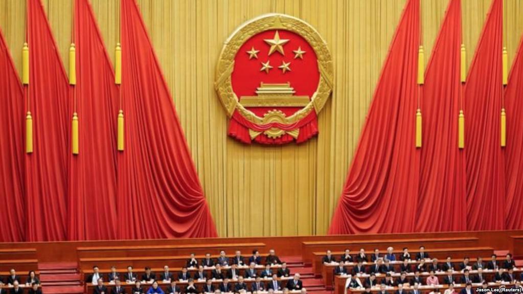 Solo faltó cinco votos de 3 mil para aprobación por unanimidad en el parlamento chino / REUTERS