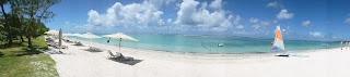 ILE MAURICE HOTEL CRYSTAL BEACH