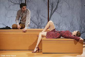 Théâtre : Scènes de la vie conjugale d'après Ingmar Bergman - Avec Laetitia Casta et Raphaël Personnaz - Théâtre de l'Oeuvre