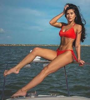 latina caught