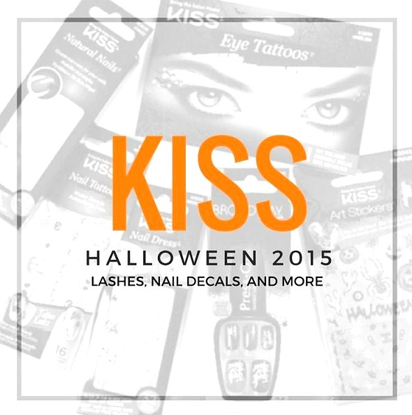 Kiss Limited Edition Halloween 2015 Collection (Lashes ...