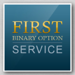 Брокер бинарных опционов First Binary Option