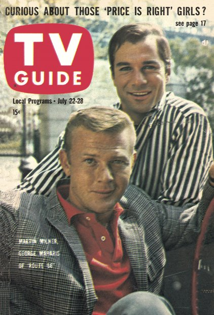 Television's New Frontier: The 1960s: Route 66 (1961)