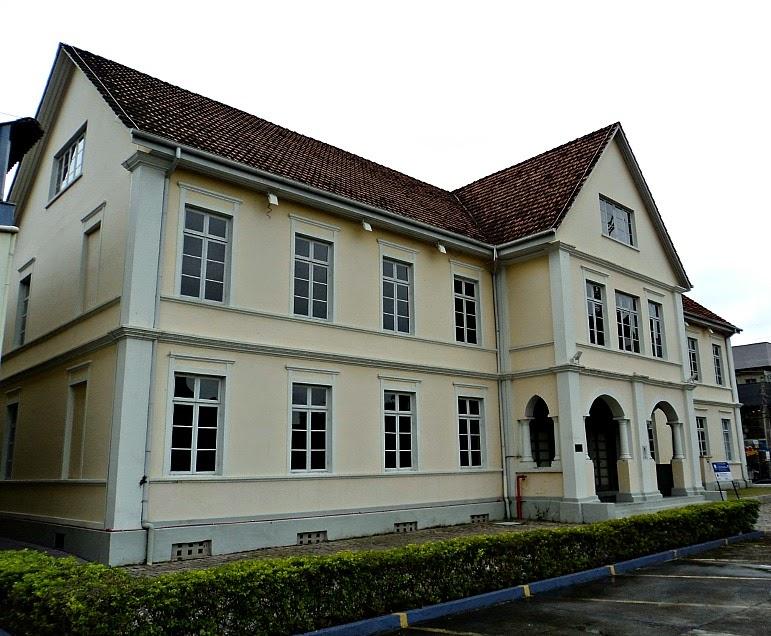 Centro Cultural Deutsche Schule, em Joinville