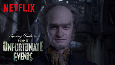 a series of unfortunate events show, series of unfortunate events neil patrick harris, patrick warburton, who narrates series unfortunate events, Lemony snicket, best of netflix, must watch netflix, shows based on kids books, children books tv shows