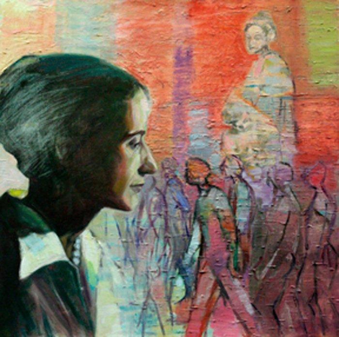 Структура мира. Bonnie Spiegel