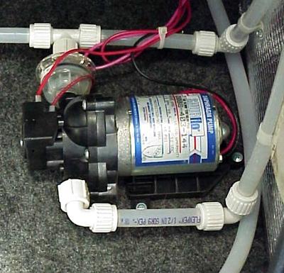 The Rv Doctor Very Loud Rv Water Pump