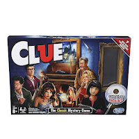 Teach executive functioning skills and work on things like foresight that is a challenge in executive function disorder b y playing the game Clue.