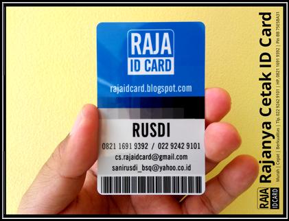cetak id card barcode