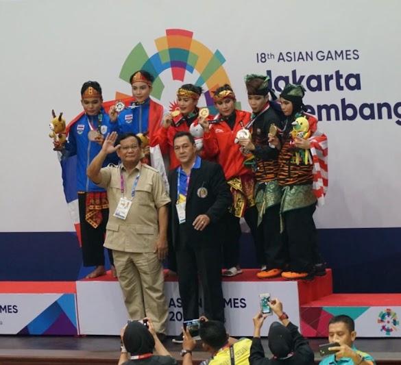 Pencak SIlat Borong Emas Asian Games, Siapa Paling Berperan?