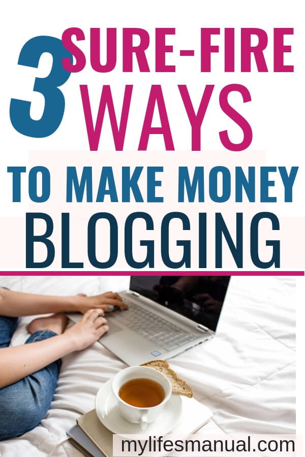 How new bloggers make money fast. Follow these 3 surefire ways to monetize your blog posts and make passive income online.