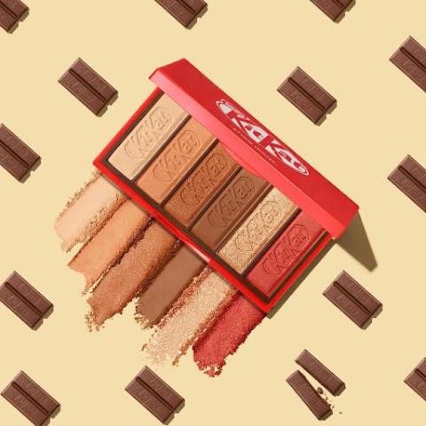Marca lança itens de make inspirados em chocolate