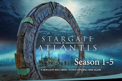 Stargate Atlantis (2004-2009)  ταινιες online seires oipeirates greek subs