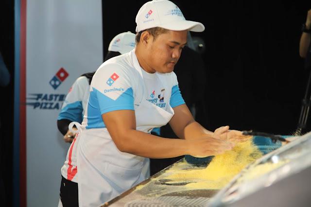 Speedy Wanli Dinobat Juara Pertandingan Fastest Pizza Maker Malaysia 2019  Pembuat Piza diseluruh negara bertanding untuk merebut peluang mewakili Malaysia di peringkat antrarabangsa